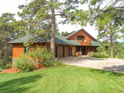 Rapid City Single Family Home For Sale: 1137 Wilderness Tr