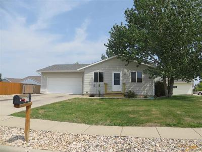 Rapid City Single Family Home For Sale: 4406 Three Rivers Dr