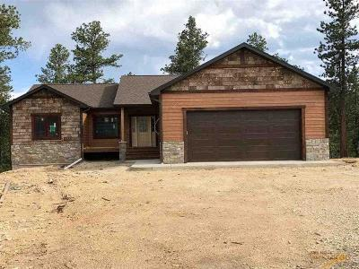 Lead Single Family Home For Sale: 21311 Outlaw Pass