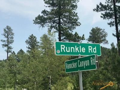 Sturgis Residential Lots & Land For Sale: Tbd Runkle Rd