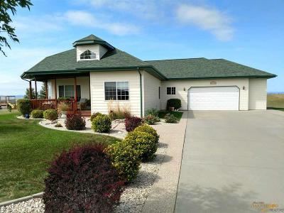 Rapid City Single Family Home For Sale: 22983 Candlelight Dr