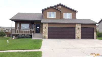 Rapid City Single Family Home For Sale: 6604 Cog Hill Ln