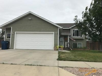 Rapid City Single Family Home For Sale: 2911 Benjamin
