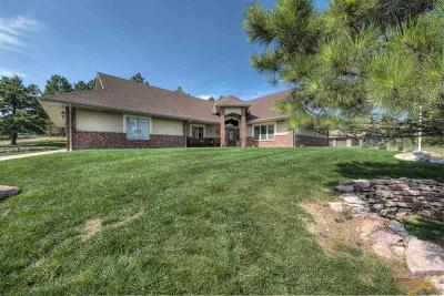 Rapid City Single Family Home For Sale: 6975 Prestwick Rd