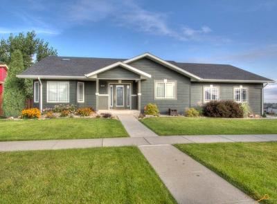 Rapid City Single Family Home For Sale: 422 E Enchanted Pines Dr