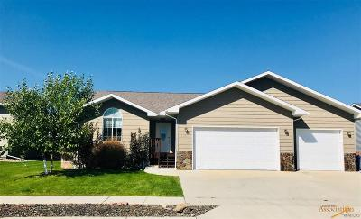 Rapid City Single Family Home For Sale: 116 Savoy Circle