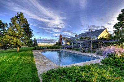 Rapid City Single Family Home For Sale: 23840 Coyote Flats Rd