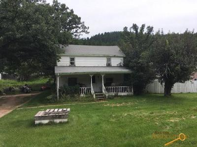 Keystone Single Family Home For Sale: 809 Madill