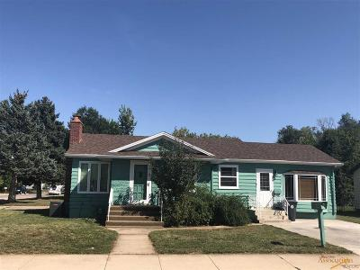 Rapid City Single Family Home For Sale: 604 38th