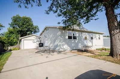 Rapid City Single Family Home For Sale: 2307 Sheridan Lake Rd