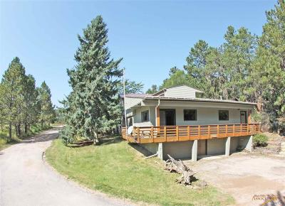 Rapid City Single Family Home For Sale: 13020 Melcor Rd