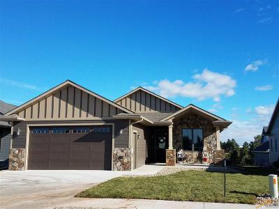 Rapid City Single Family Home For Sale: 1612 Tablerock Rd