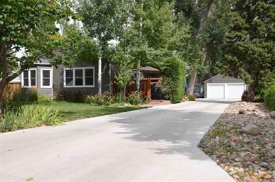 Rapid City Single Family Home For Sale: 1820 Sun Valley Dr