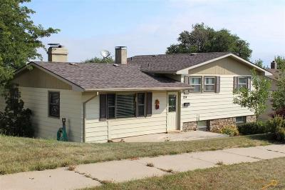 Rapid City Single Family Home For Sale: 224 Oakland