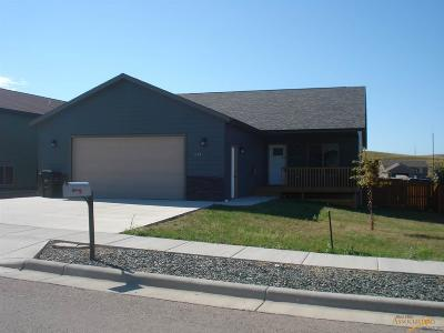 Rapid City Single Family Home For Sale: 241 E Bengal Dr