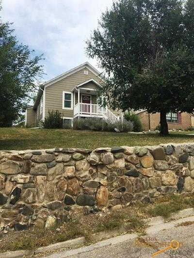 Rapid City Single Family Home For Sale: 710 Fairview