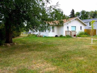 Rapid City Multi Family Home For Sale: 3326 Cottonwood