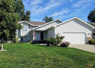 Rapid City Single Family Home For Sale: 2436 Shad