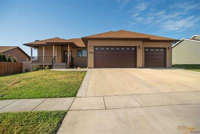 Summerset Single Family Home For Sale: 10261 Ventura Ln