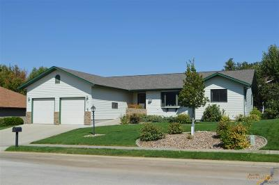 Sturgis Single Family Home For Sale: 187