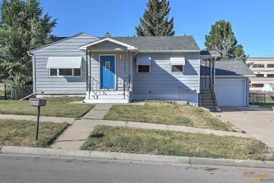 Rapid City Single Family Home For Sale: 620 Meade