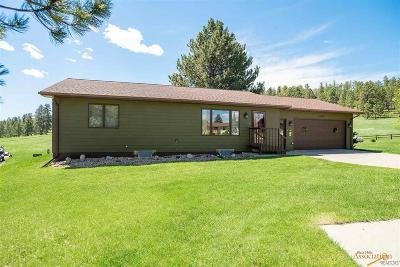 Rapid City Single Family Home For Sale: 10410 Glen Haven Ct