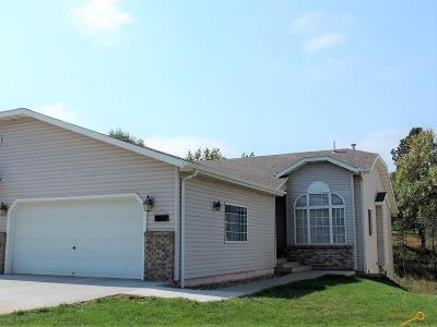 Rapid City Condo/Townhouse For Sale: 3521 Park Dr