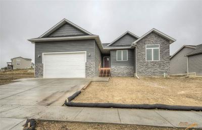 Rapid City Single Family Home U/C Contingency: 948 Bar Five Ranch Rd