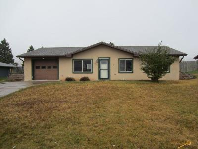 Piedmont Single Family Home For Sale: 13018 Pony Express