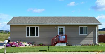 Sturgis Single Family Home For Sale: 2080 Moose Dr