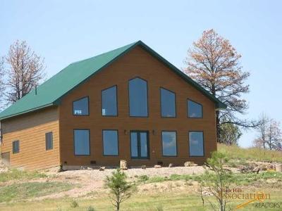 Hot Springs Single Family Home U/C Contingency: 12590 Pine Shadows Rd