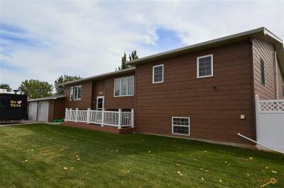 Black Hawk Single Family Home For Sale: 5801 W Elm