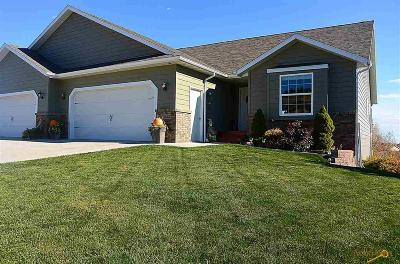 Rapid City, Hermosa, Box Elder, Black Hawk, Rapid Valley, Summerset, Piedmont, Piedmont Valley Condo/Townhouse For Sale: 3622 Bunker Dr