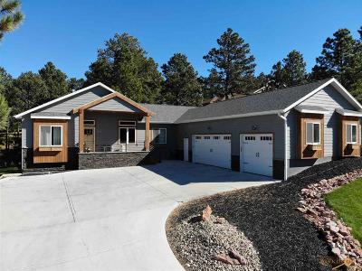 Rapid City Single Family Home U/C Contingency: 6740 Prestwick Rd