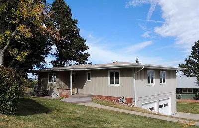Rapid City, Hermosa, Box Elder, Black Hawk, Rapid Valley, Summerset, Piedmont, Piedmont Valley Single Family Home For Sale: 1216 St Andrew