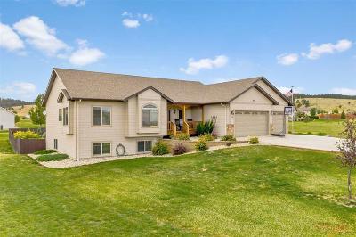 Piedmont Single Family Home U/C Contingency: 3961 Harvest Ln