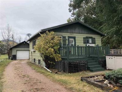 Custer Single Family Home For Sale: 937 Crook St
