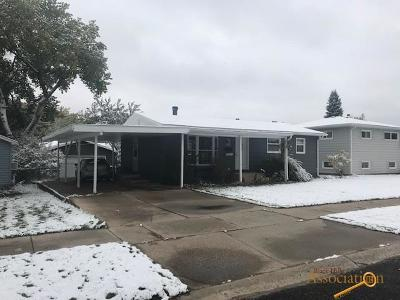 Single Family Home For Sale: 816 Bel Aire Dr