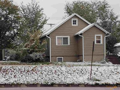 Rapid City Multi Family Home For Sale: 1510 5th St