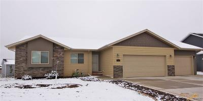 Rapid City Single Family Home For Sale: 6508 Dunsmore Rd