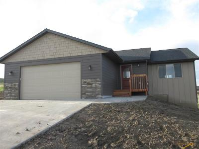Rapid City Single Family Home For Sale: 4636 Misty Woods Ln