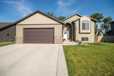 Rapid City Single Family Home For Sale: 2834 Olive Grove Ct