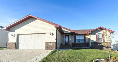 Rapid City Single Family Home For Sale: 1032 Alma St