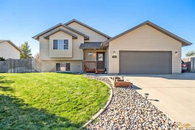 Rapid City Single Family Home For Sale: 5179 Savannah St