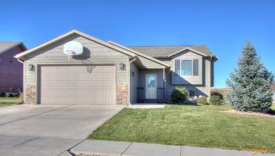 Rapid City Single Family Home For Sale: 4241 Fieldstone Dr