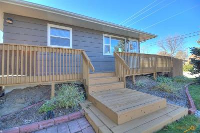Rapid City Single Family Home U/C Contingency: 229 E Meade