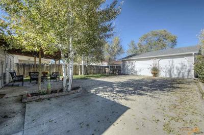 Rapid City Single Family Home For Sale: 406 E Meade
