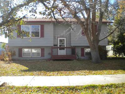 Rapid City Single Family Home For Sale: 1427 Racine