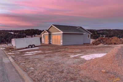 Rapid City Single Family Home For Sale: Lot 13 Prestwick Rd