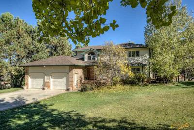 Rapid City Single Family Home For Sale: 4400 Forest Park Ct